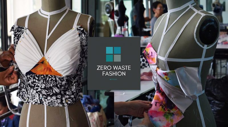 INSCRIPCIÓN EXHIBICIÓN MÉTODO ZERO WASTE FASHION®